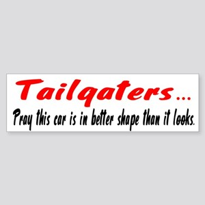 Tailgaters Bumpersticker