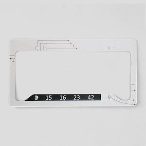 LOST_TV_LOSTDHRMA_reich License Plate Holder