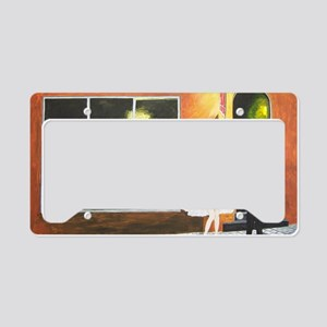 Club 401 License Plate Holder