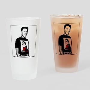Reagan-Palin Drinking Glass