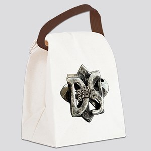 driveshaft-front-2 Canvas Lunch Bag