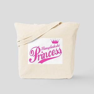 Bangladeshi Princess Tote Bag