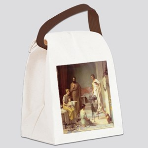 A Sick Child Canvas Lunch Bag