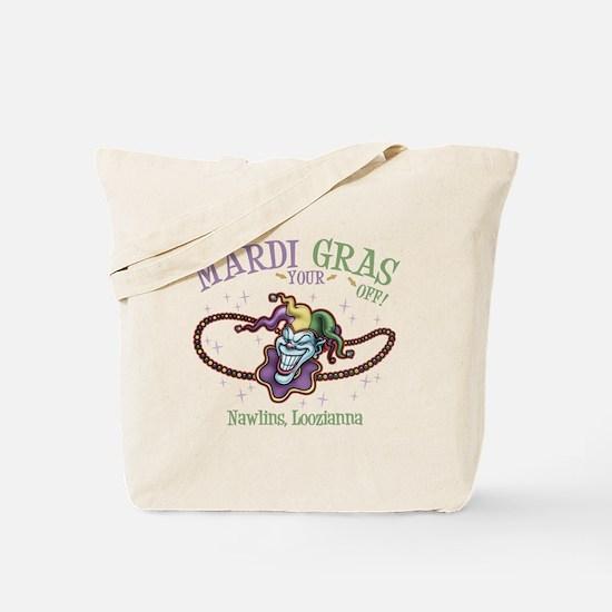 mardi-gras-off-DKT Tote Bag