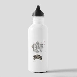 driveshaft-back Stainless Water Bottle 1.0L