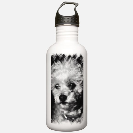 garbo 2 png Water Bottle