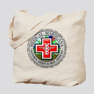 medmlogobig36w Tote Bag