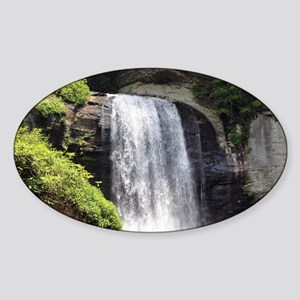 lookingglassfalls Sticker (Oval)