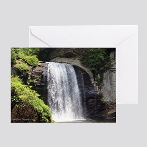 lookingglassfalls Greeting Card