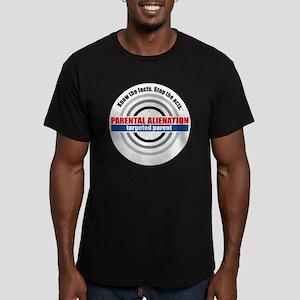 PA-target Men's Fitted T-Shirt (dark)
