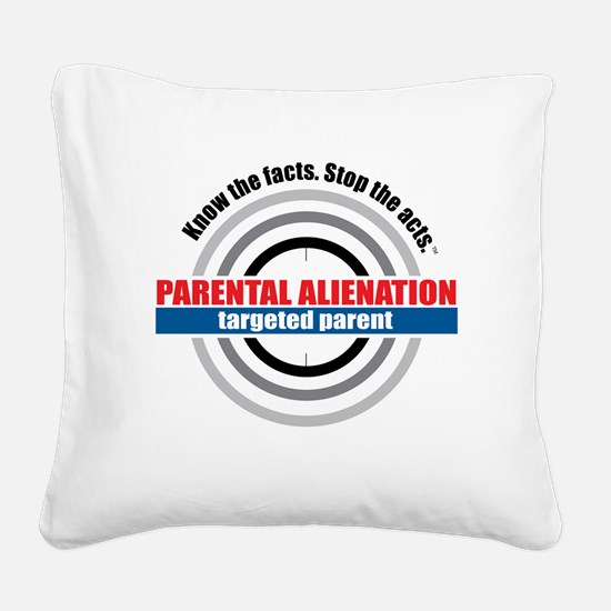 PA-target Square Canvas Pillow