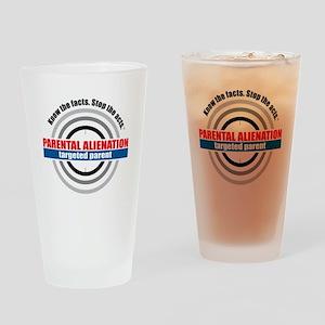 PA-target Drinking Glass