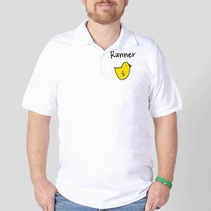 Runnerchick Golf Shirt