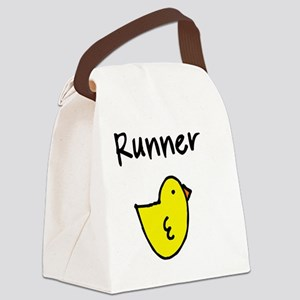 Runnerchick Canvas Lunch Bag