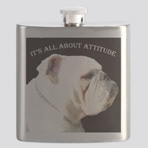 ITS ALL ABOUT ATTITUDE Flask