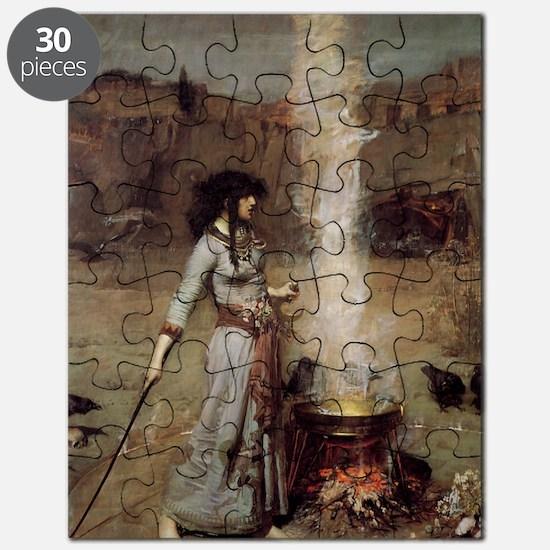 Magic Circle Puzzle