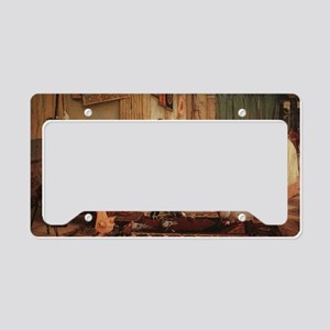 The Favorites of the Emperor  License Plate Holder