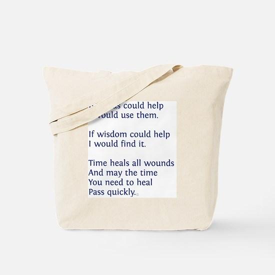 greeting card text 2 png Tote Bag