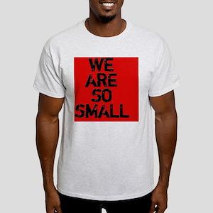 wersosmall-button Light T-Shirt