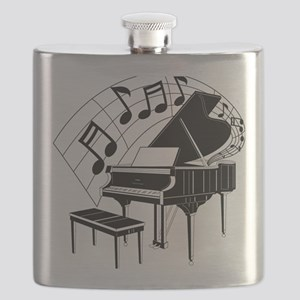 PianoNotes10x10 Flask