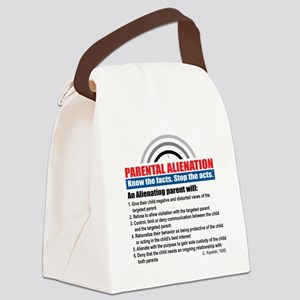 PA-know facts Canvas Lunch Bag