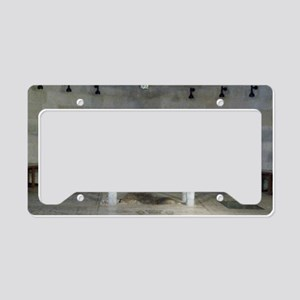 Loaves  Fishes Crop License Plate Holder