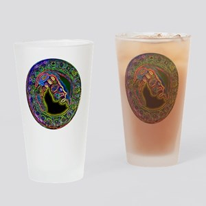 portHolePsycho Drinking Glass