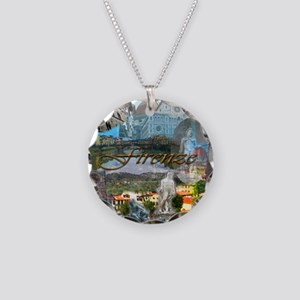 florence15btc- Necklace Circle Charm