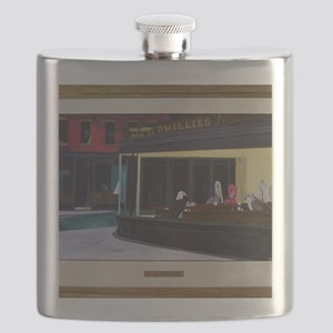 Nightbirds Flask