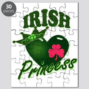 IrishPrincessgreenpk Puzzle