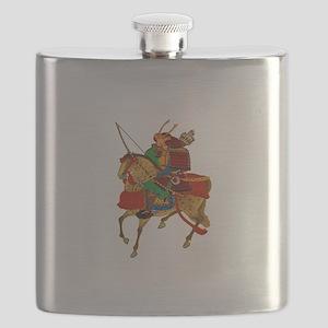 WARRIOR Flask