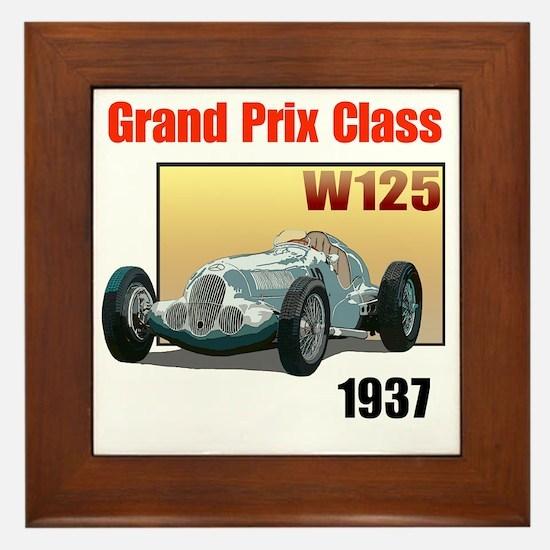 w125-10 Framed Tile
