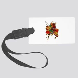 WARRIOR Luggage Tag