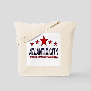 Atlantic City U.S.A. Tote Bag