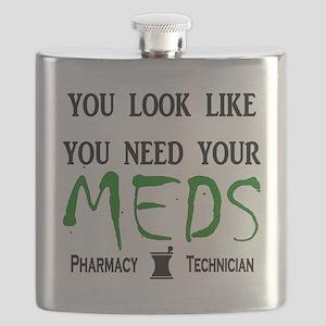 needyourmedslight Flask