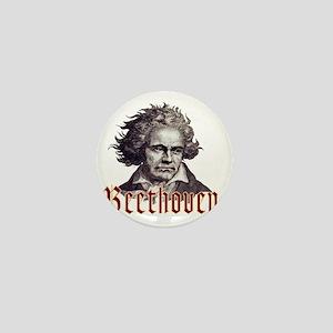 Beethoven-1 Mini Button