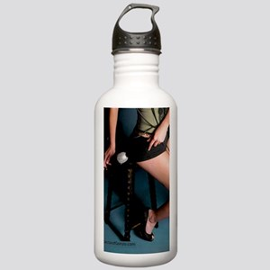 justinecolor Stainless Water Bottle 1.0L