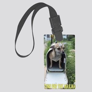 MAILMAN Large Luggage Tag