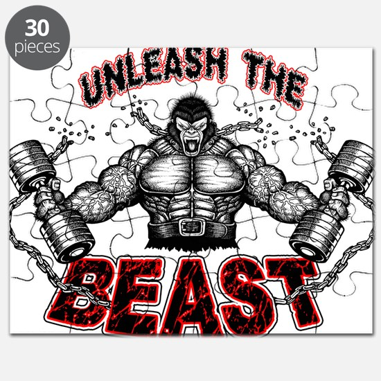 Unleash The Beast Puzzle