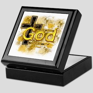 god Keepsake Box