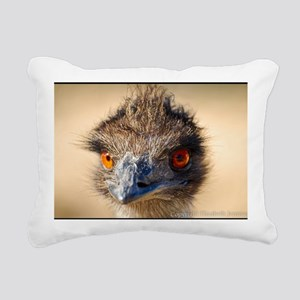 Femu Rectangular Canvas Pillow