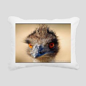 Femu Rectangular Canvas Pillow