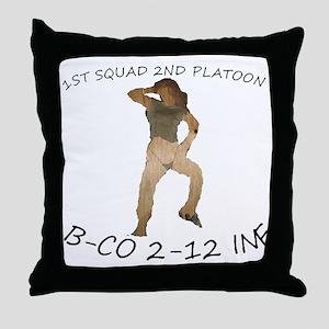 debbie Throw Pillow