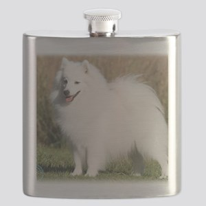 Japanese Spitz 9Y576D-261 Flask