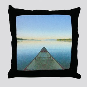 Lake 1 - Ipad Case2 Throw Pillow