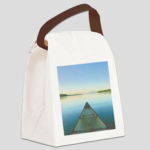 Lake 1 - Ipad Case2 Canvas Lunch Bag