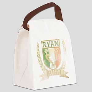 RYANIRISHCREST Canvas Lunch Bag