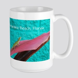 Holy Anole Fernandina Bea 15 oz Ceramic Large Mug