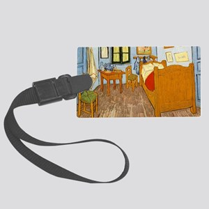 Vincents Room Large Luggage Tag
