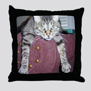 025_25 Throw Pillow